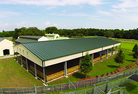 UF Equine Sports Performance Complex
